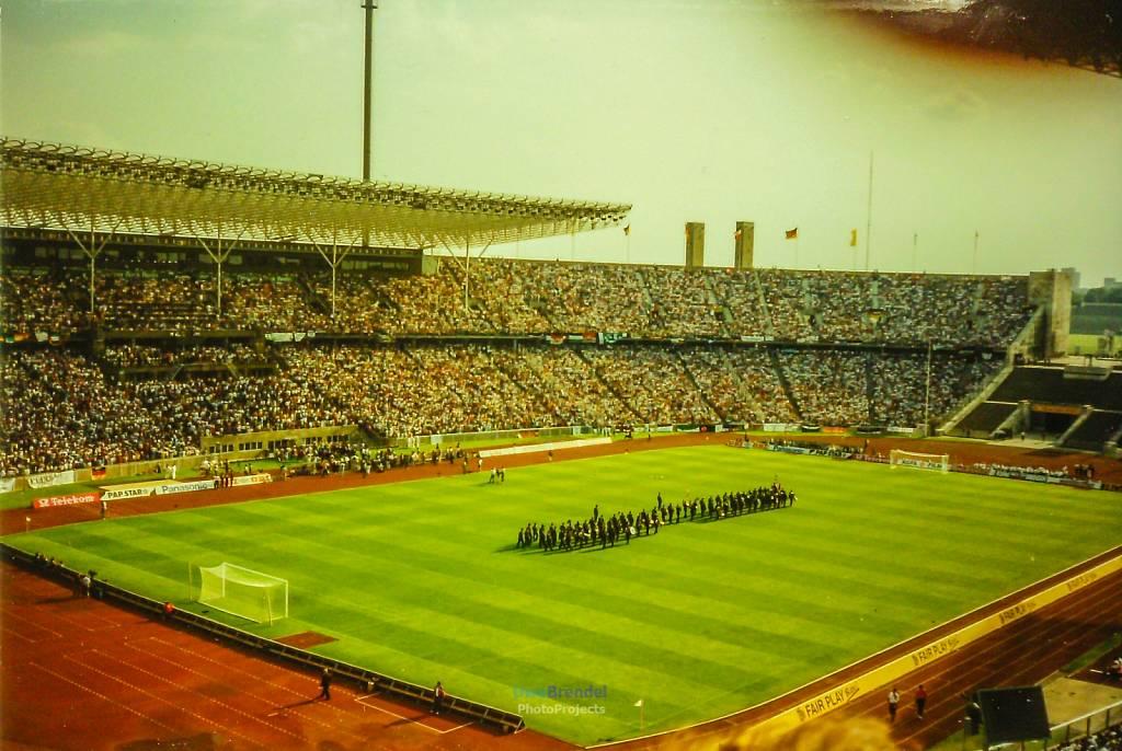 Pokalfinale Berlin 1992